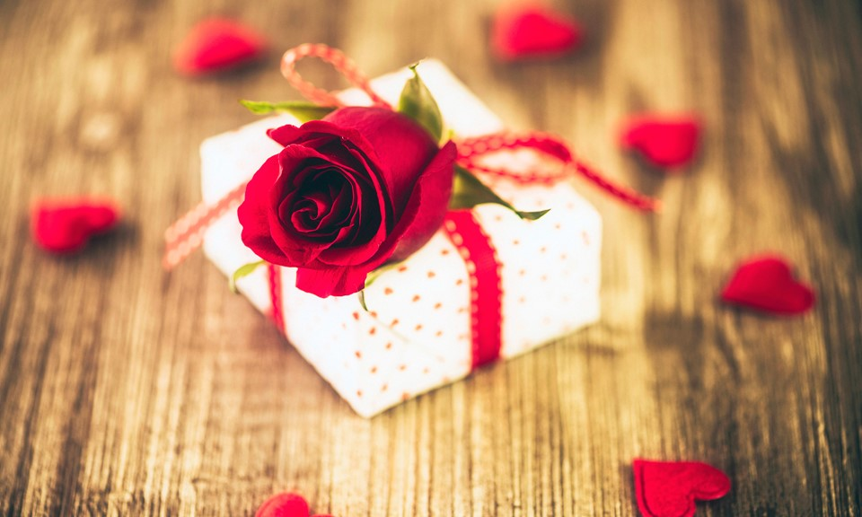 Valentins gift