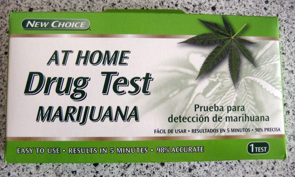 How Accurate is a Marijuana At-Home Drug Test from the Dollar Store