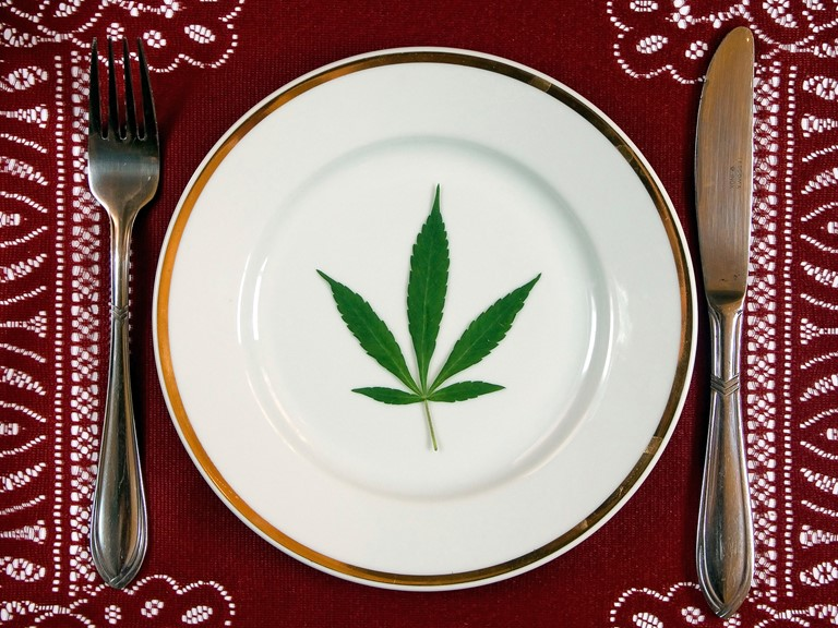 3 Fun Facts About Cannabis and Eating