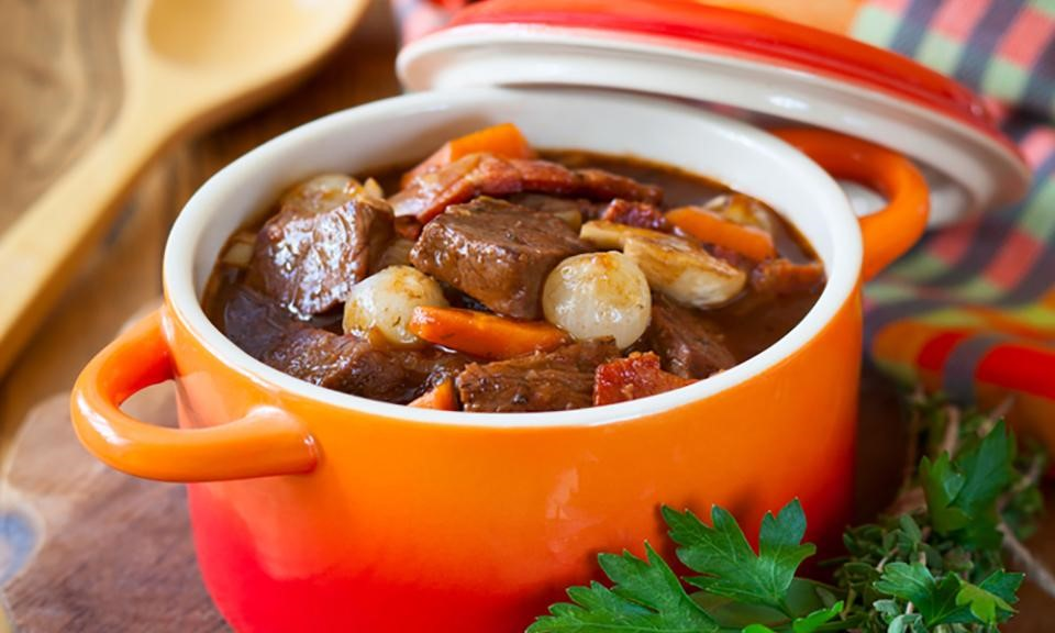 Kitchen S Mushroom Bourguignon