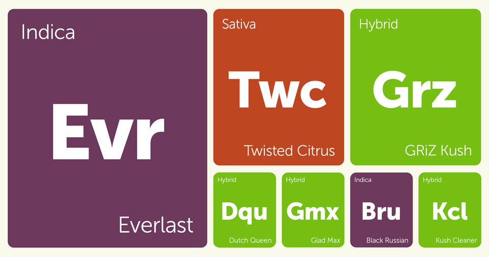 New Strains Alert: Black Russian, Dutch Queen, Glad Max, Everlast, and More
