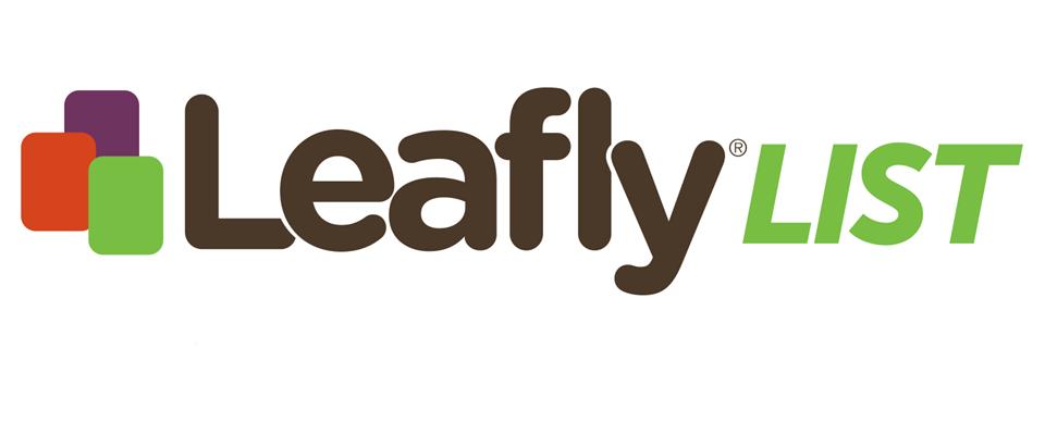 Image result for leafly logo