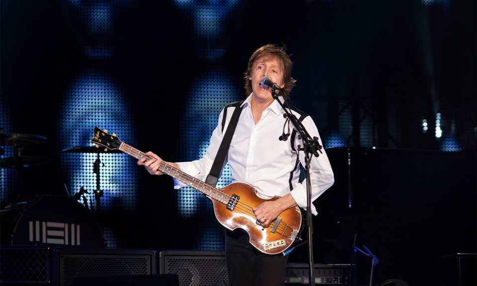 Paul McCartney Replacing Cannabis With Alcohol To Set An Example For His Grandkids