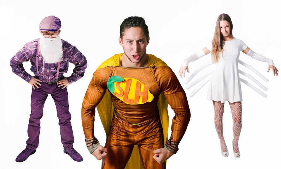 Show Off Your Favorite Strain with These 8 Halloween Costume Ideas