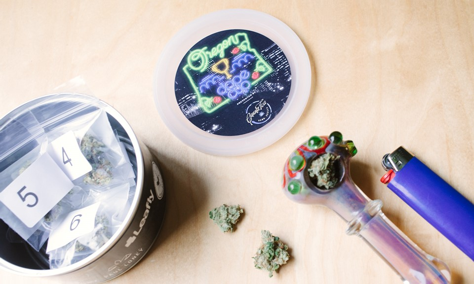 The Oregon DOPE Cup Winning Cannabis Strains, Concentrates