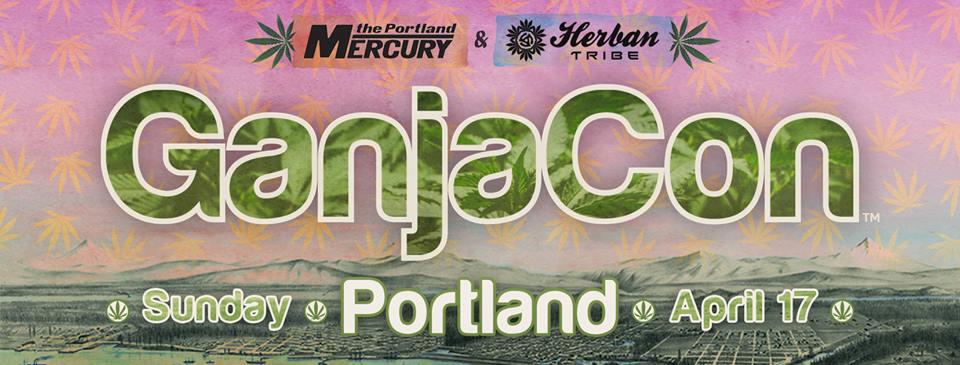 GanjaCon Portland