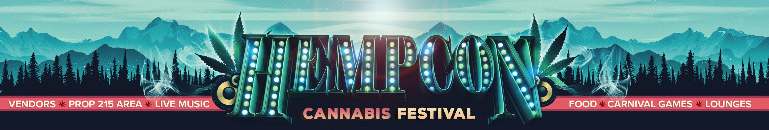 HempCon Cannabis Festival 2016