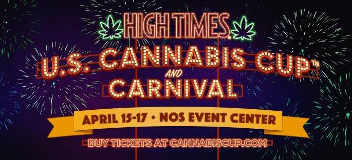 High Times Cannabis Cup SoCal