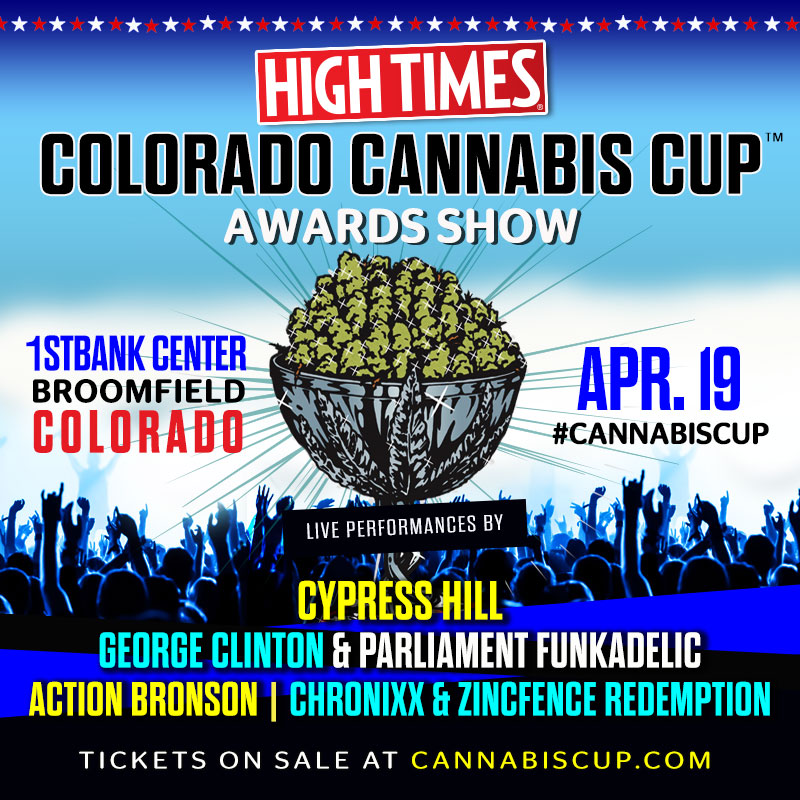 Colorado Cannabis Cup Denver