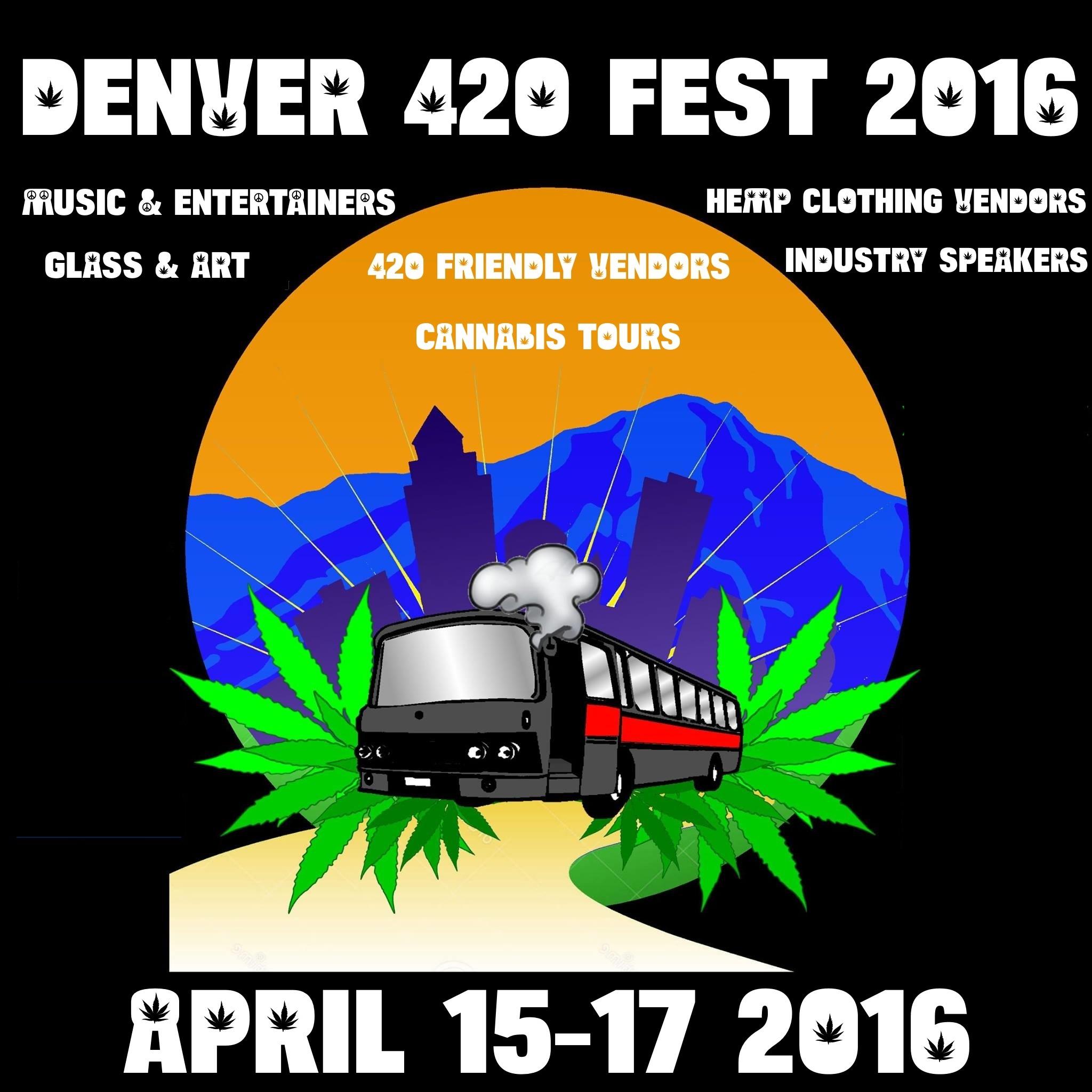 Denver 420 Fest Poster