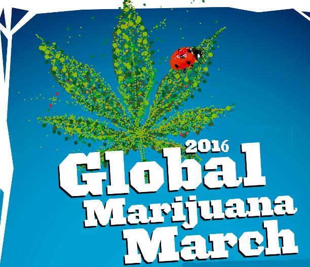 2016 Global Marijuana March India