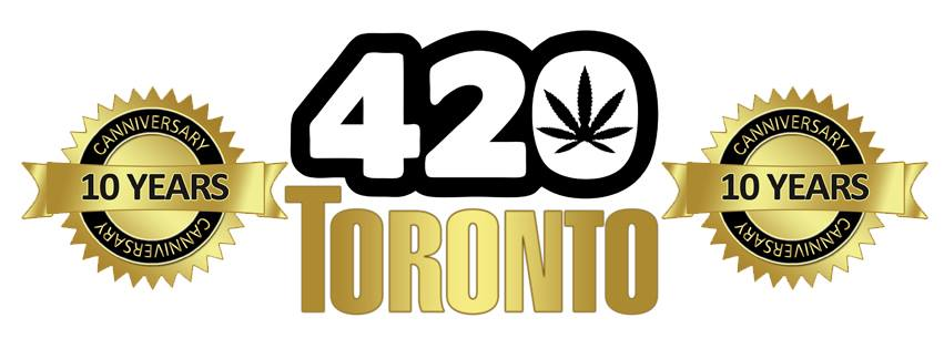 420 Toronto 10th Canniversary