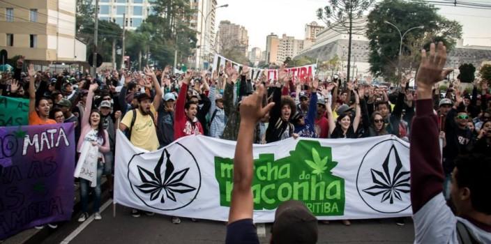 Marcha da Maconha Curitiba