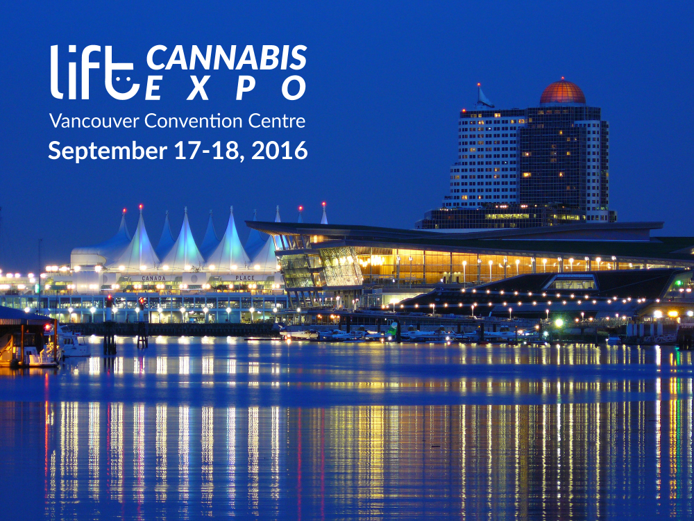 Lieft Cannabis Expo - Vancouver