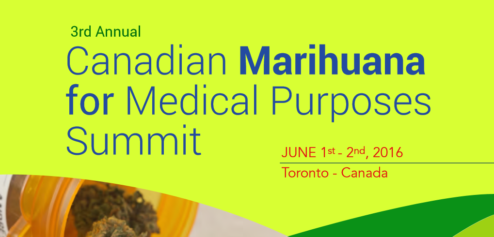 Marijuana for Medical Purposes Summit