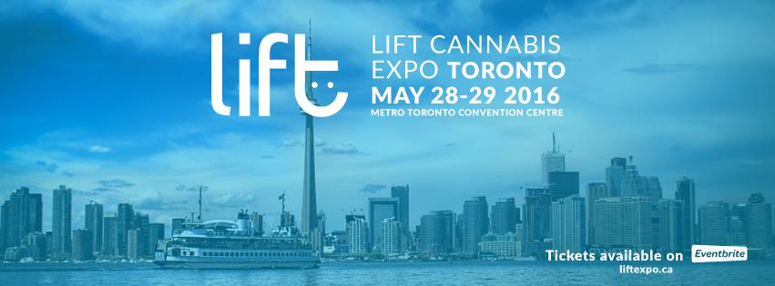 Lift Cannabis Expo - Toronto