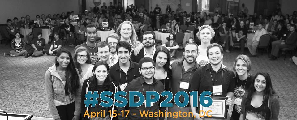Students for Sensible Drug Policy 2016 #ssddp16