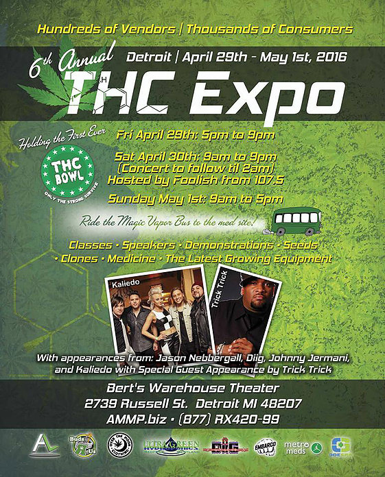 6th Annual THC Expo