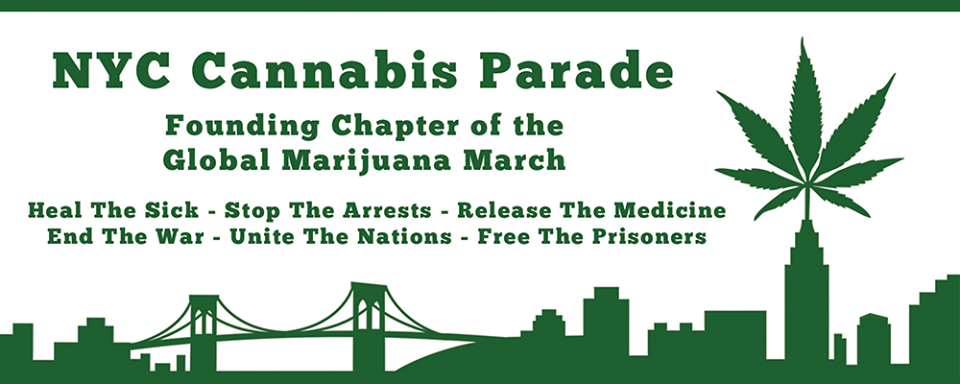 NYC Cannabis Parade & Rally