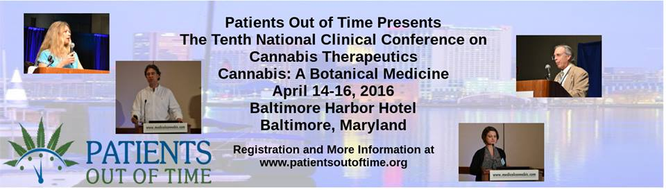 Patients Out of Time Baltimore Poster
