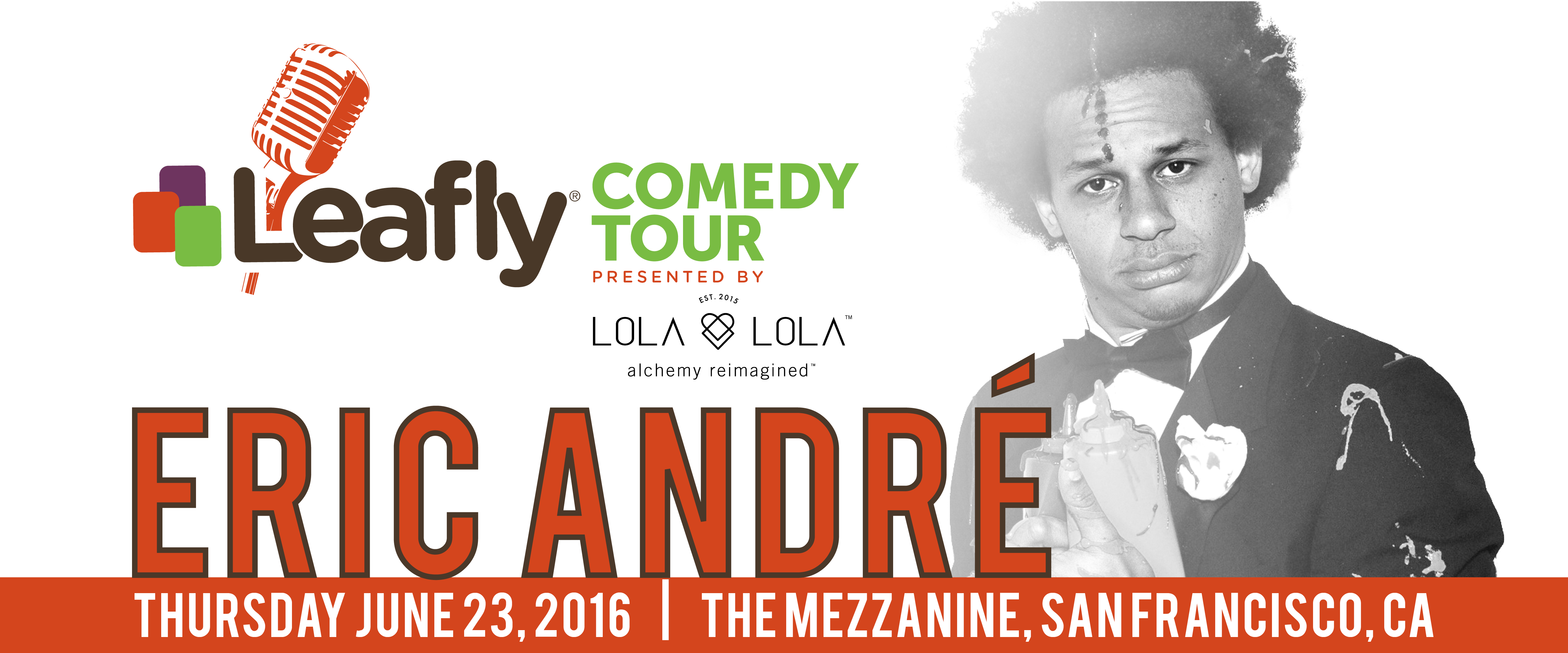 Leafly Comedy Tour San Francisco