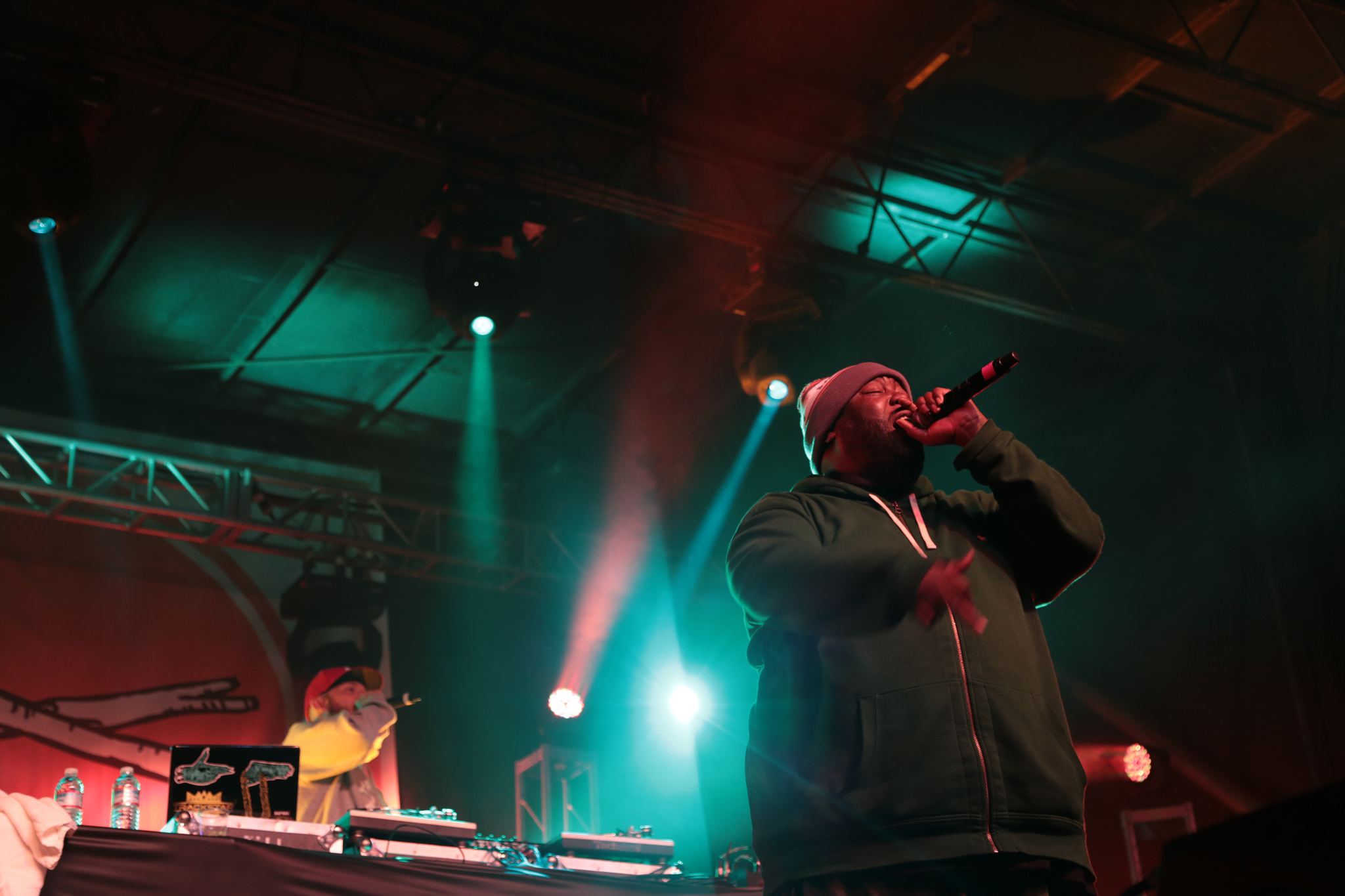Run the Jewels Time Festival