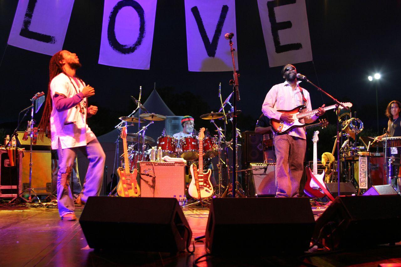 Arise Music Festival Ziggy Marley
