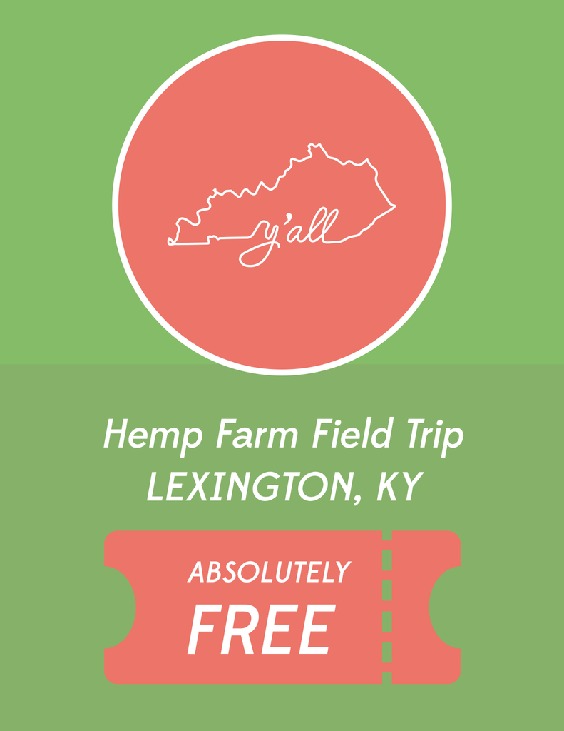 Hemp Farm Field Trip