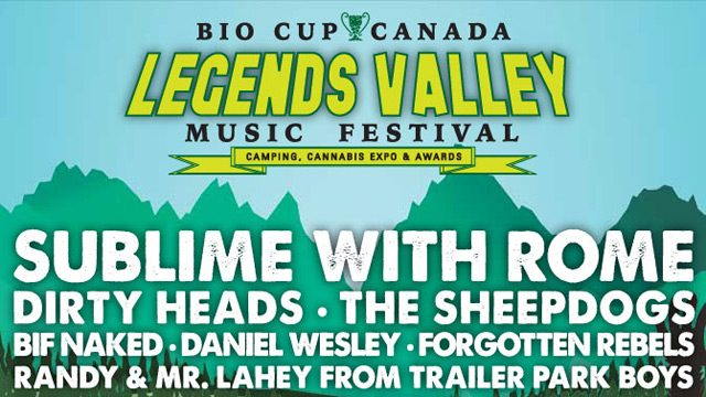 Legends Valley Music Festival