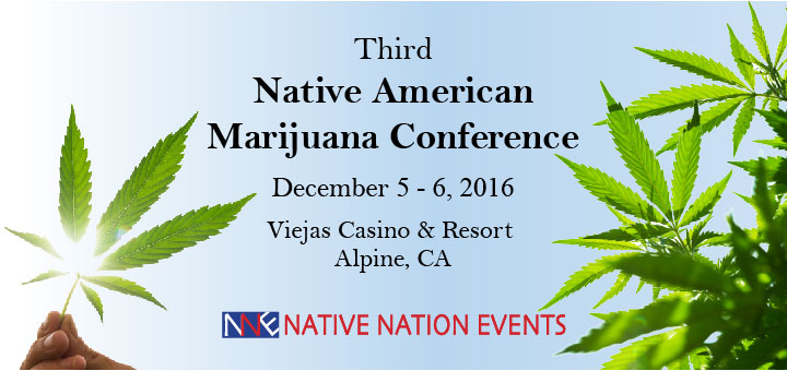 Native American Marijuana Conference