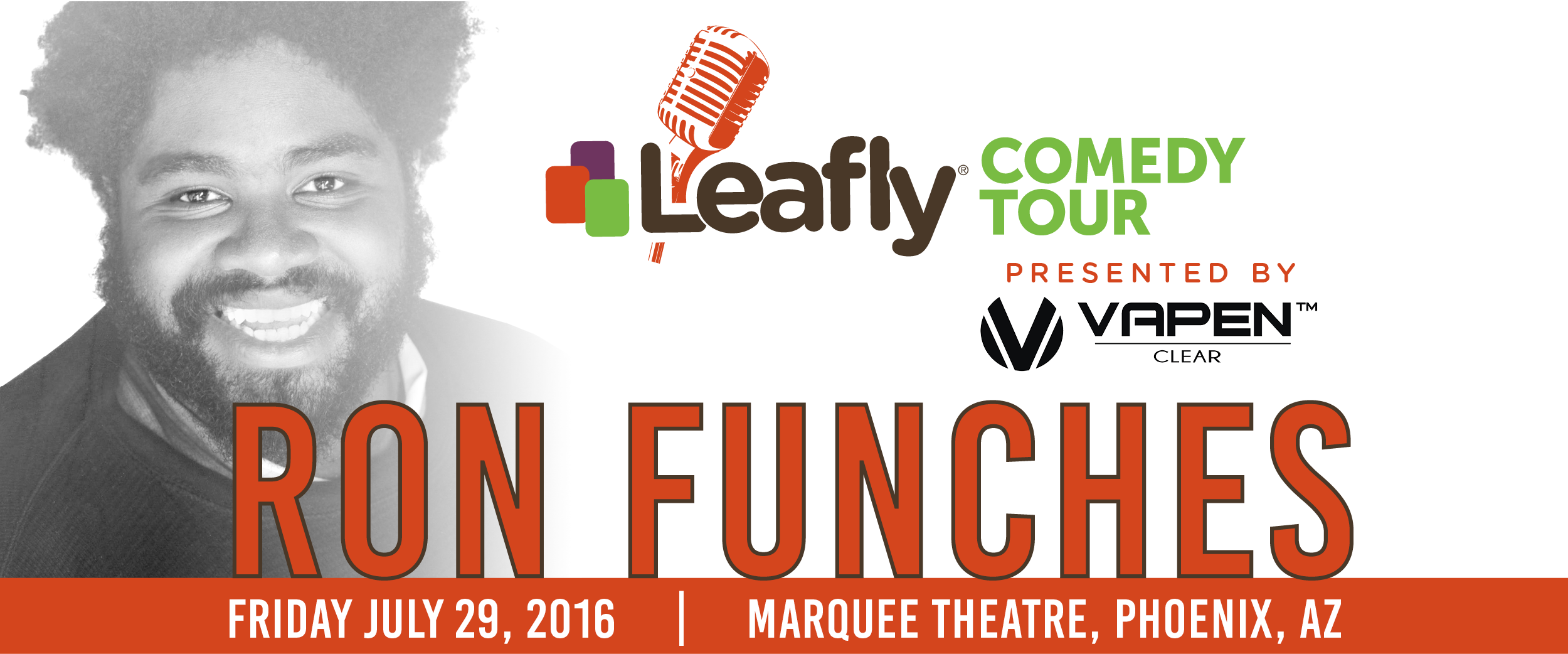 Leafly Comedy Tour Phoenix