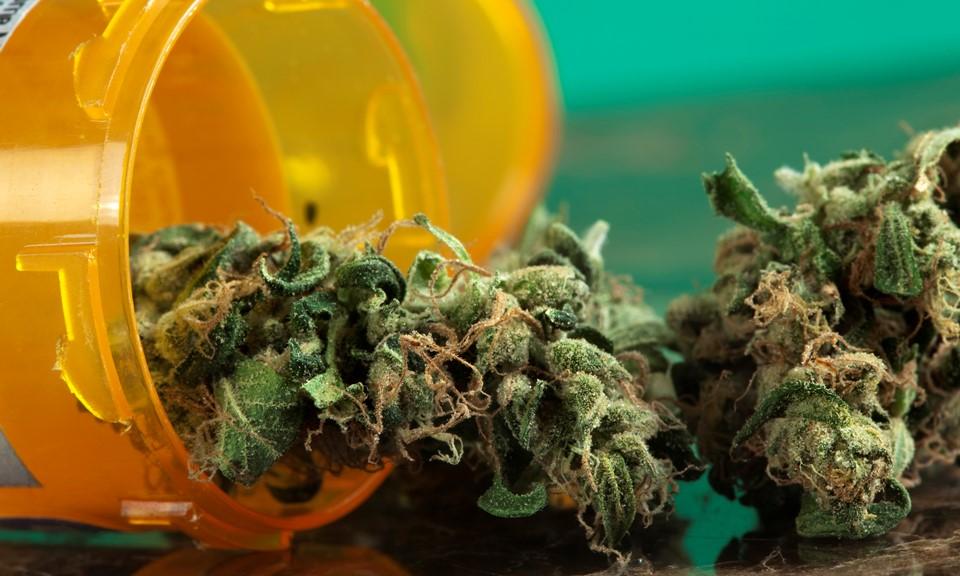 marijuana and prescription medication