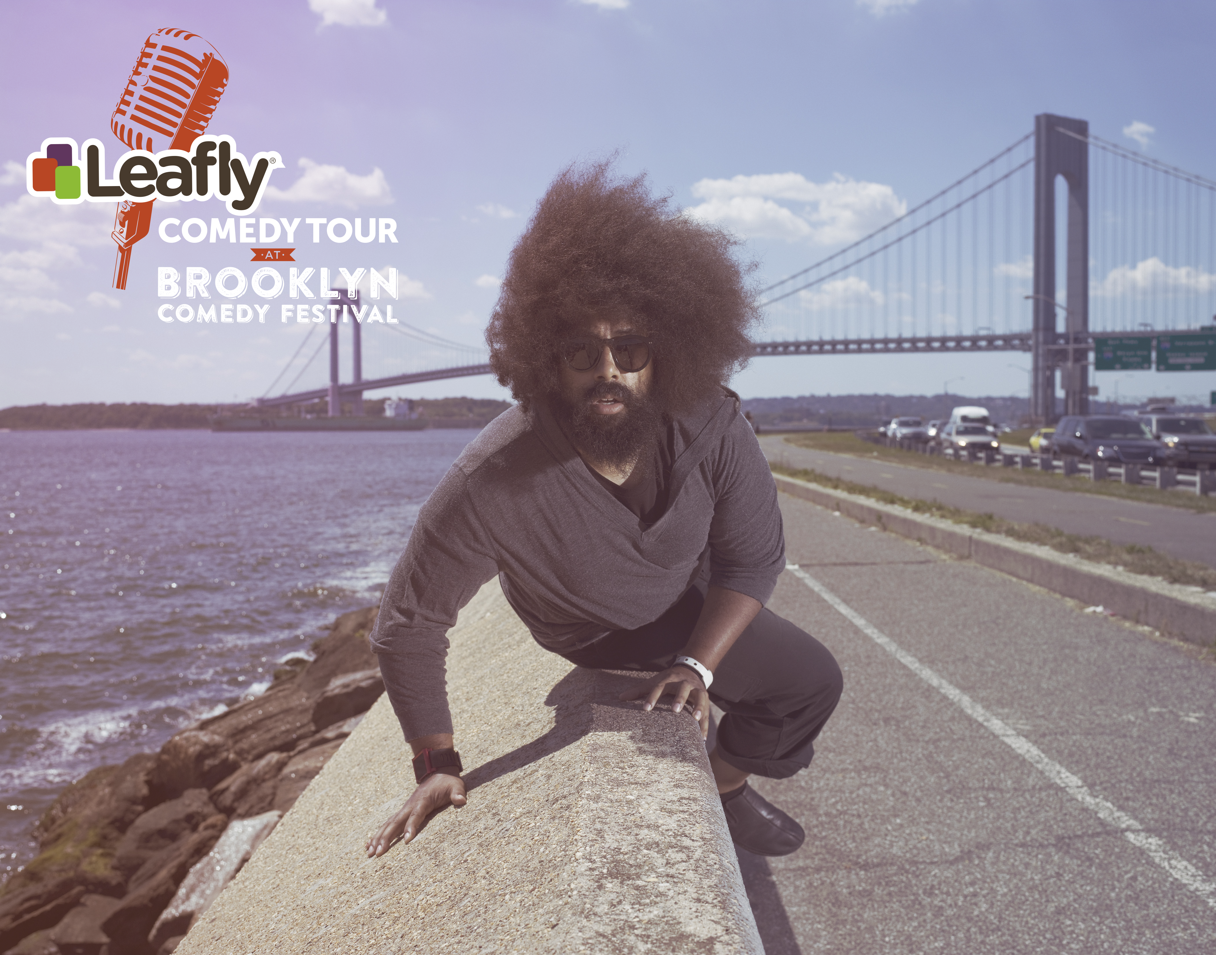 Leafly Comedy Tour at Brooklyn Comedy Festival