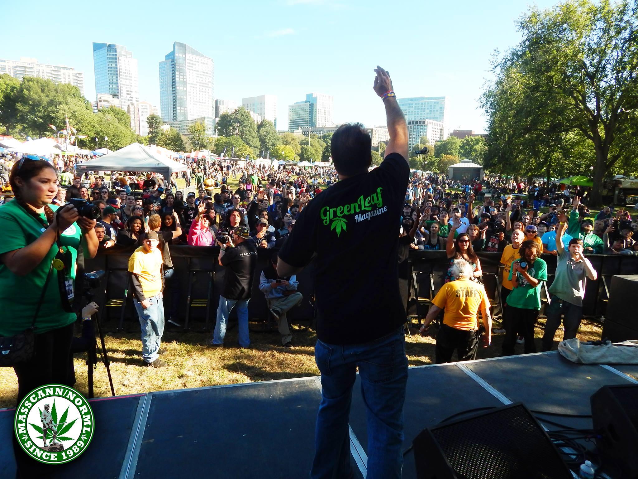 Boston Freedom Rally