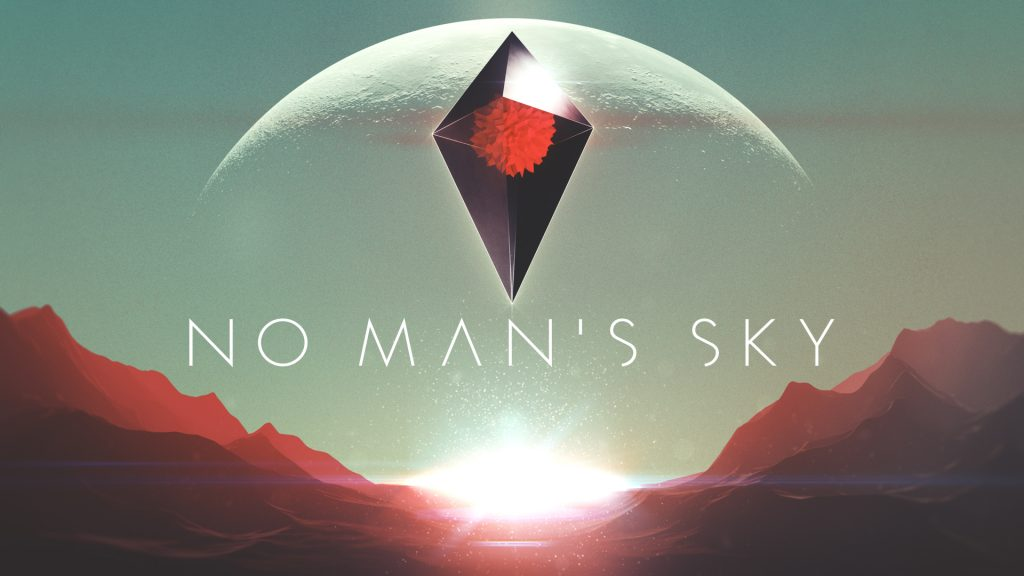 No Man's Sky video game for PlayStation 4 and Microsoft Windows (PC)