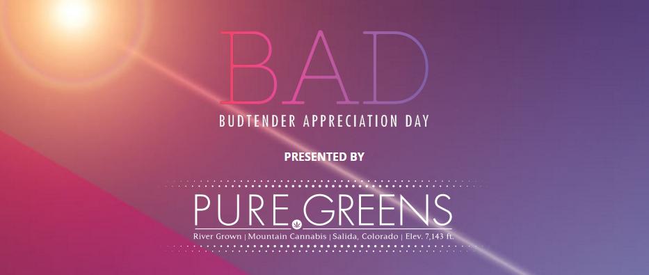 Budtender Appreciation Day Colorado