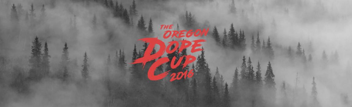 Oregon Dope Cup 2016
