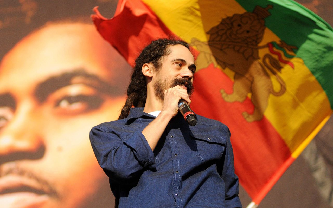 "Watch This: Damian Marley Debuts Controversial ""Nail Pon Cross"" Video"