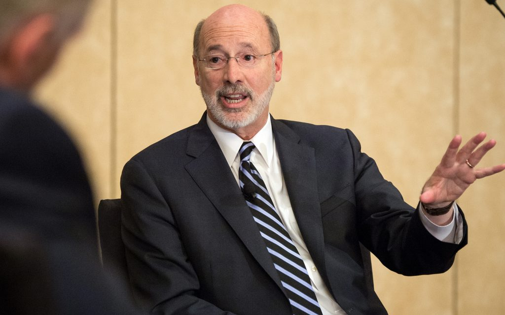 As New Philly Dispensary Opens, Gov. Wolf Wants a 'Conversation' on Cannabis