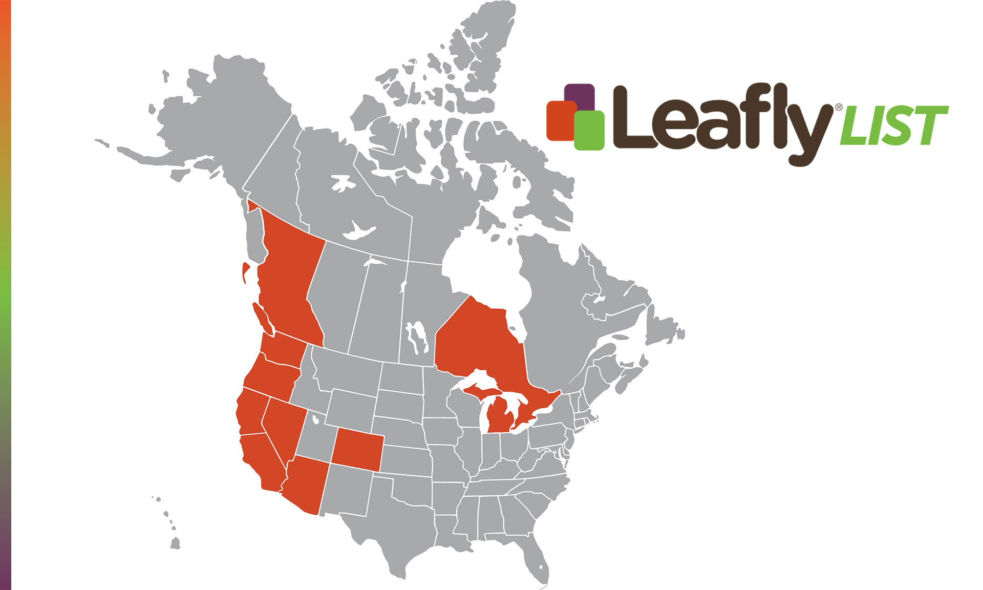 Leafly List: The Top Cannabis Locations in North America, August 2016 ...