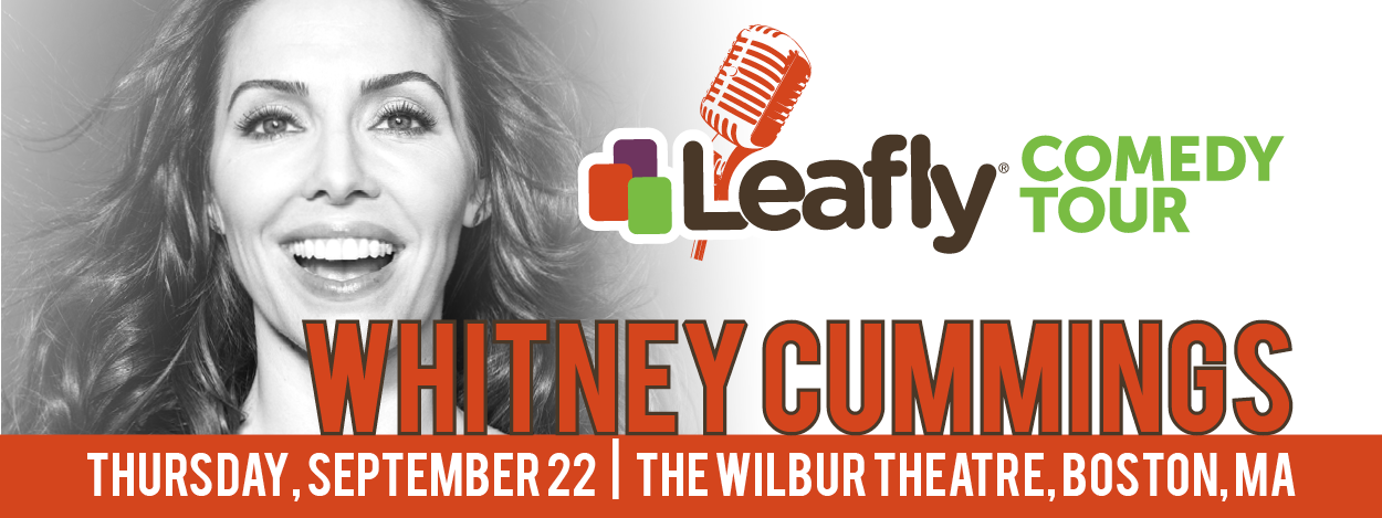Leafly Comedy Tour Boston