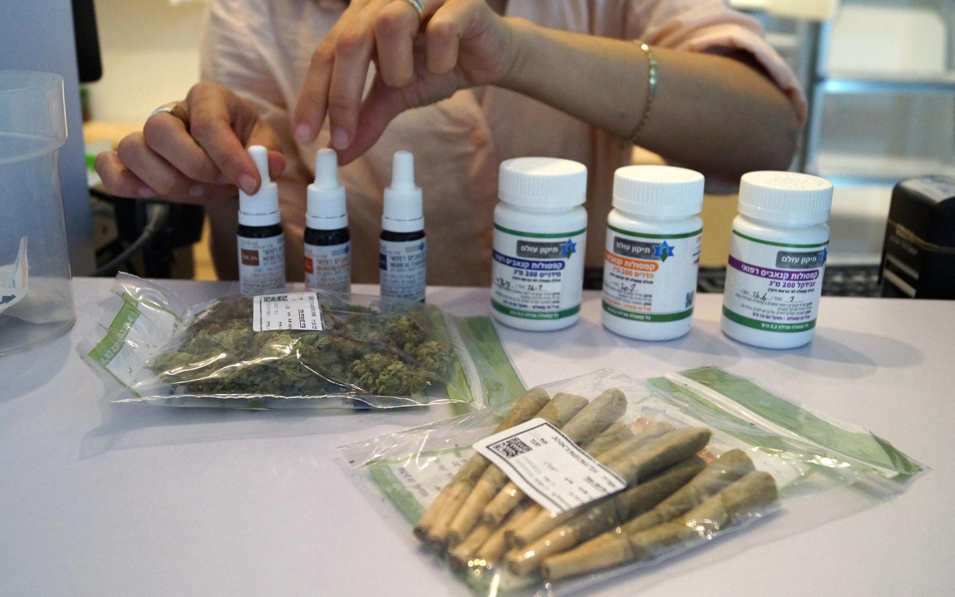 Image result for israel cannabis research
