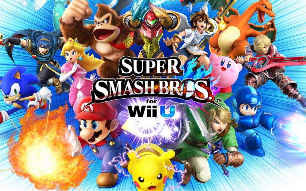 Super Smash Bros. video game for the Wii U