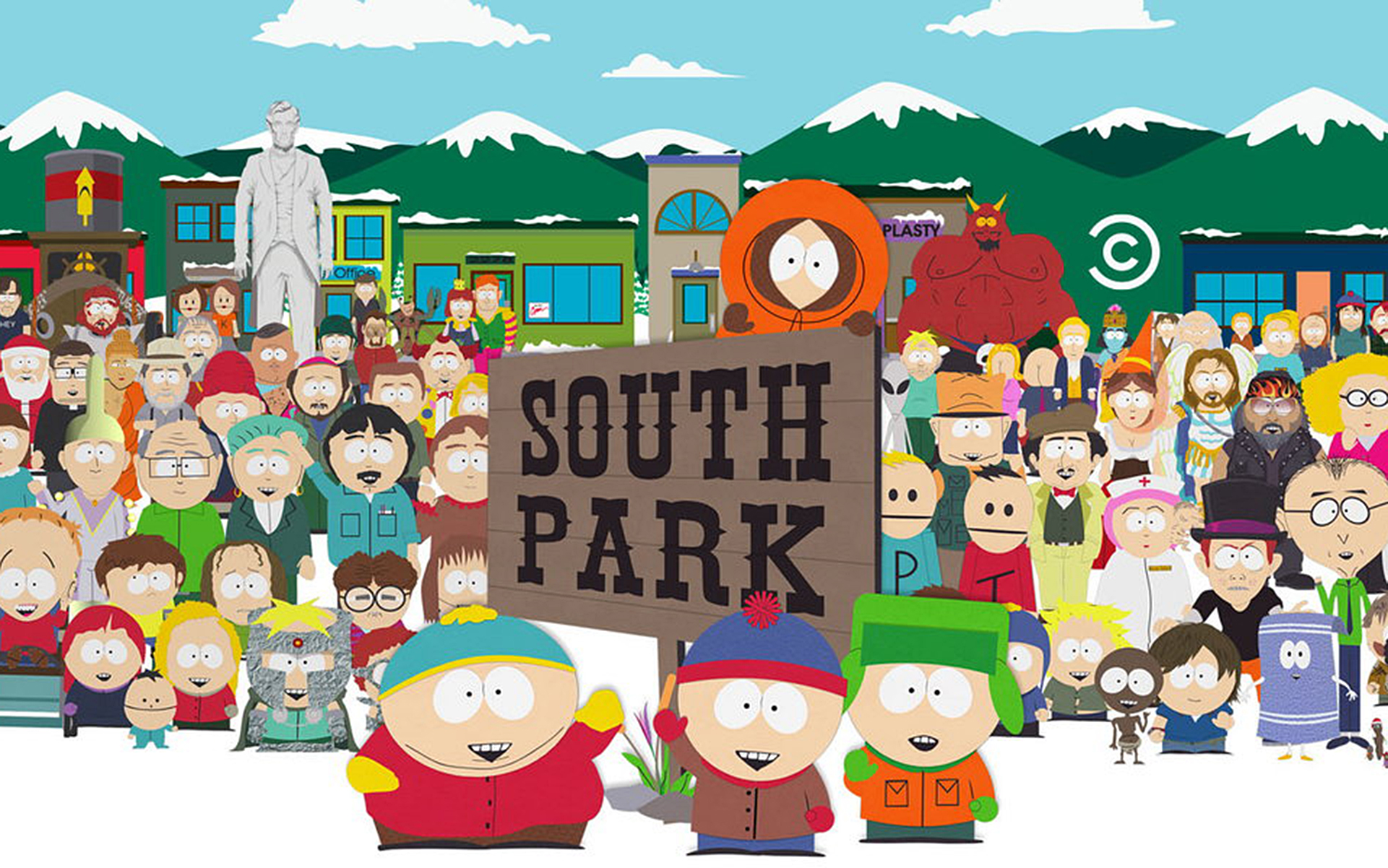 Revisit South Park's Best Cannabis Moments (and Don't Forget to Bring a Towel)
