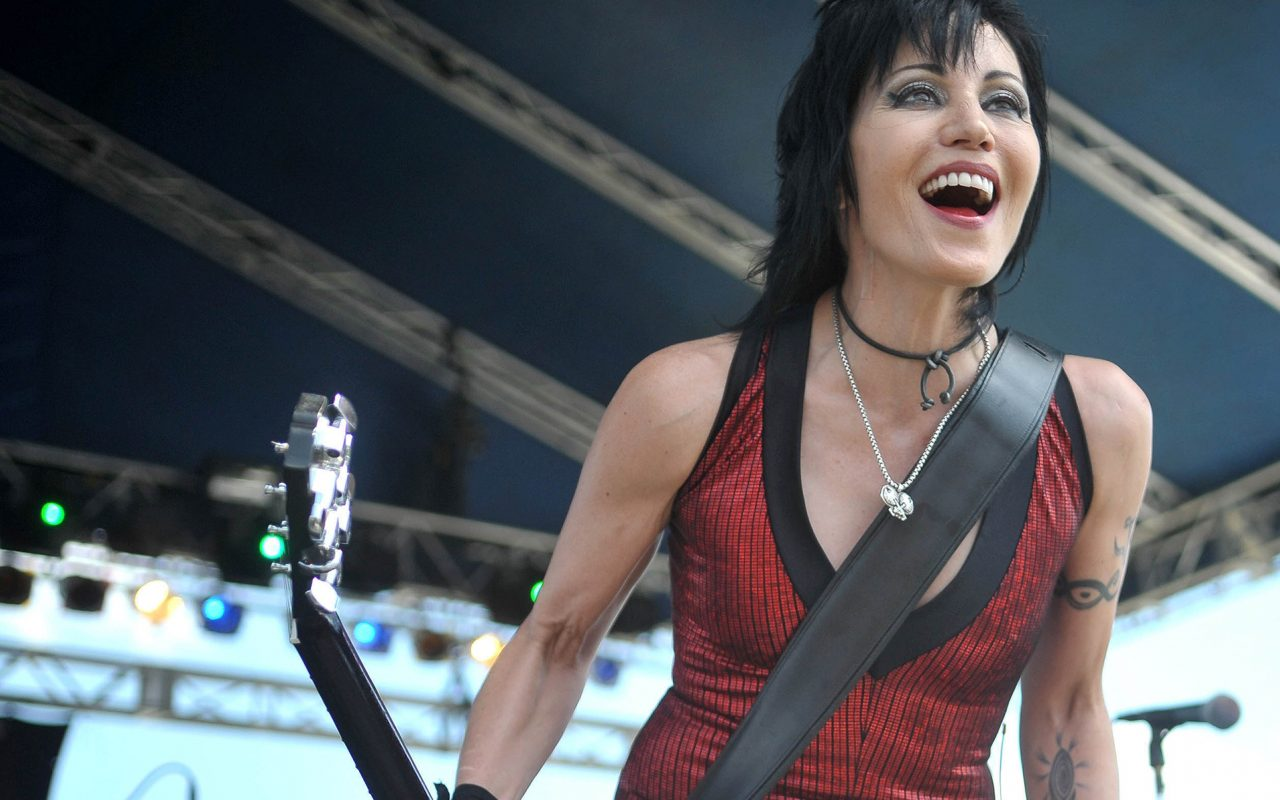 Joan Jett and Cannabis