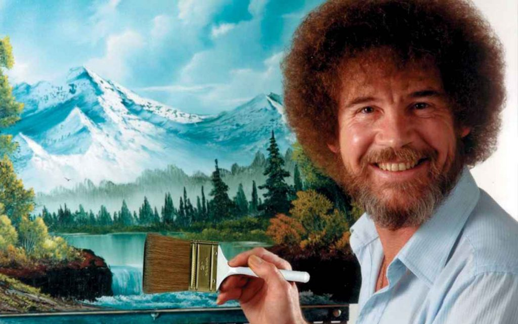 2fd37221265 5 Things You ll Do Watching Bob Ross While High