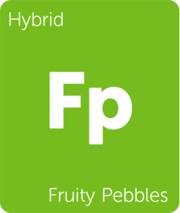 Leafly Fruity Pebbles hybrid <strong>cannabis</strong> strain