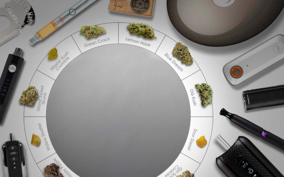 Top 10 Cannabis Strains on Leafly and the Best Vapes for Each