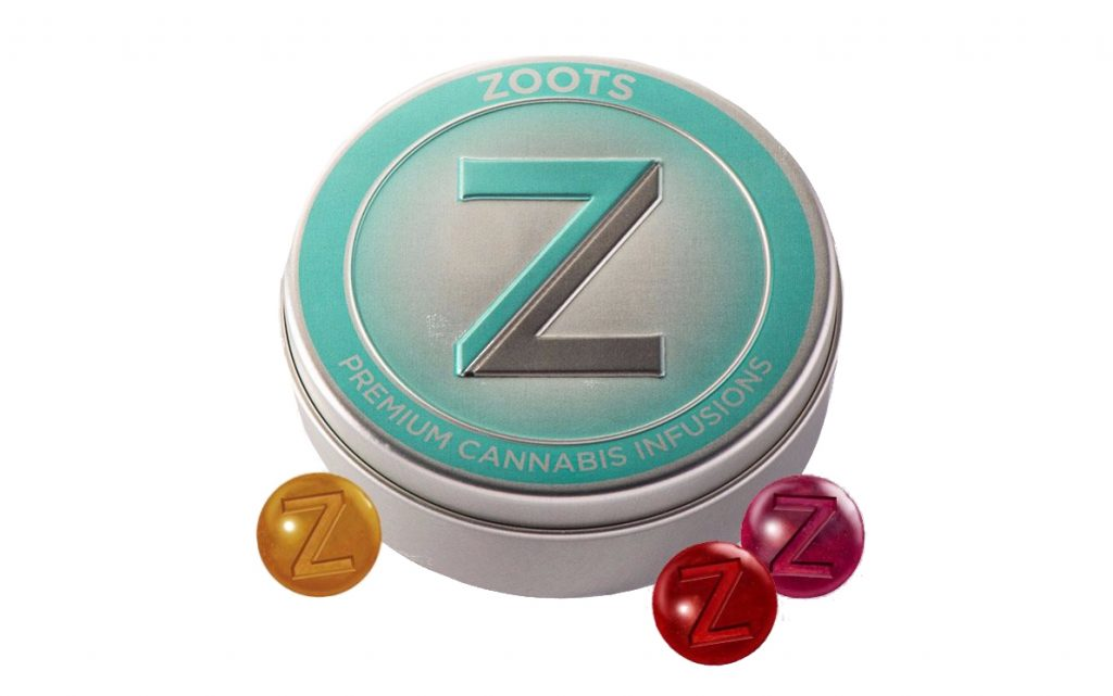 Zootrocks cannabis-infused candies