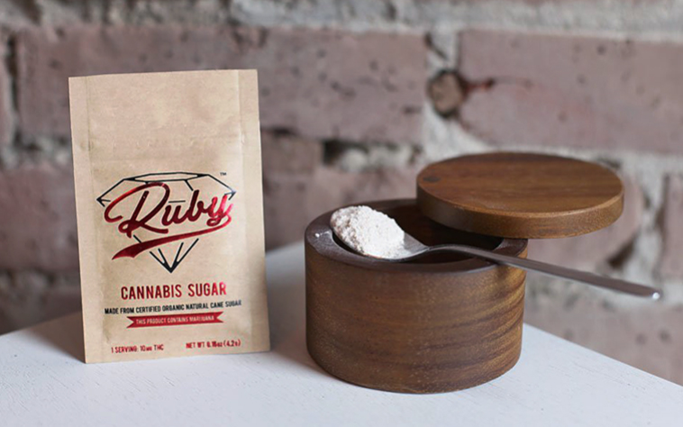 Ruby Sweets ruby cannabis sugar